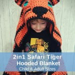 16 Crochet Hooded Blanket Ideas And Free Patterns For 2021