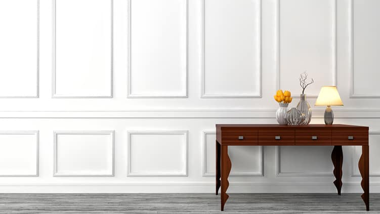 How To Install Wainscoting