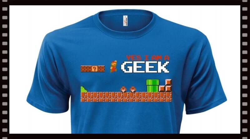 geek triko