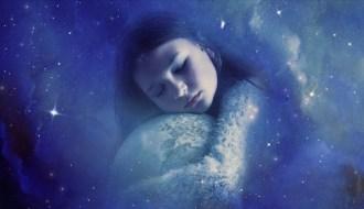 dítě sen