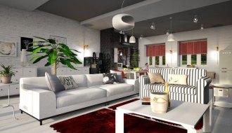 uklizený byt