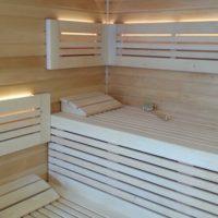 Finská sauna a její výhody pro návštěvníky