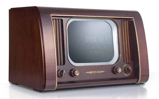 Televize Loewe 1951