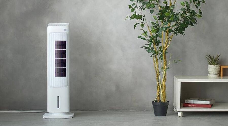 Sloupový multifunkční ventilátor IQ-OMI