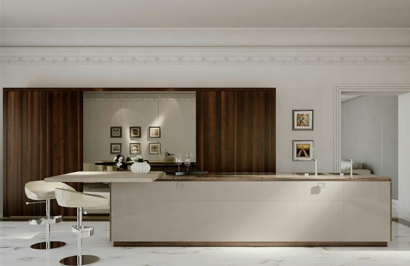 Fendi Casa Ambiente kitchen