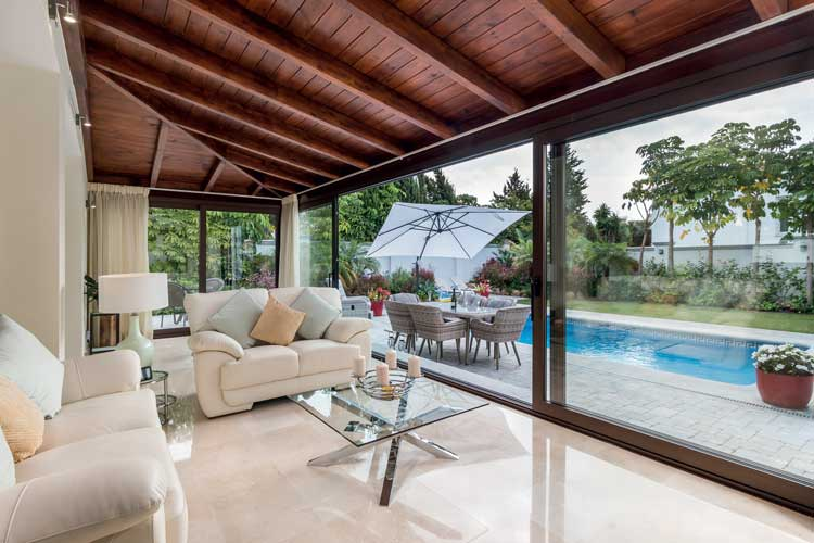 MAGNIFICENT FAMILY HOME IN MARBELLA - Property Showcase - Home and Lifestyle Magazine