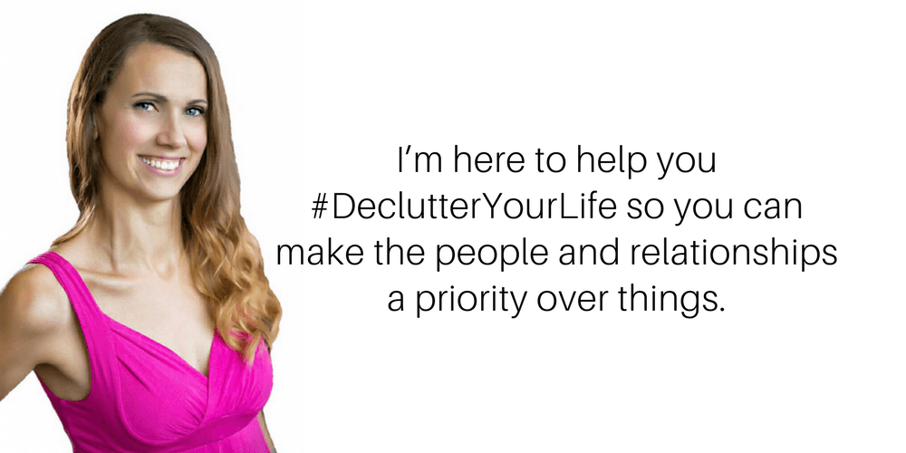 Declutter Coach, coach and consultant, declutter consultant, declutter, clutter, BYOC party, bring your own clutter, decluttering, decluttered, Heather E Clark