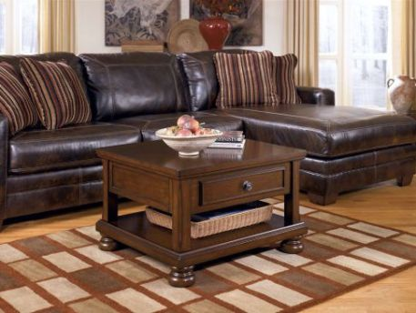 Decorate Your Living Space with Rustic Sofa Table