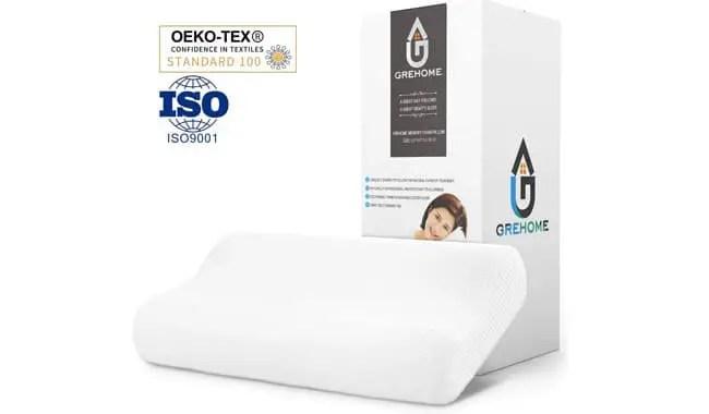 best memory foam pillows in 2021 home