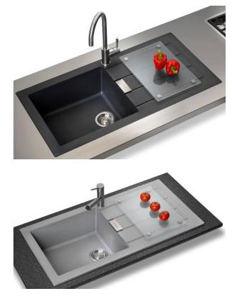 kitchen sink latest trends in home