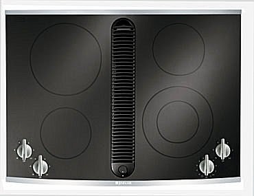 Downdraft Jenn Air Cooktops Latest Trends In Home Appliances