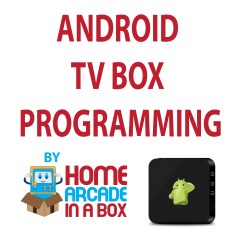 Android TV Box Update Programming