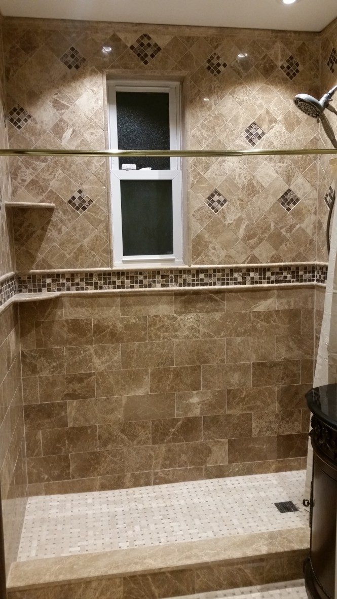 Delighful Bathroom Tiles Queens Ny To Design Inspiration