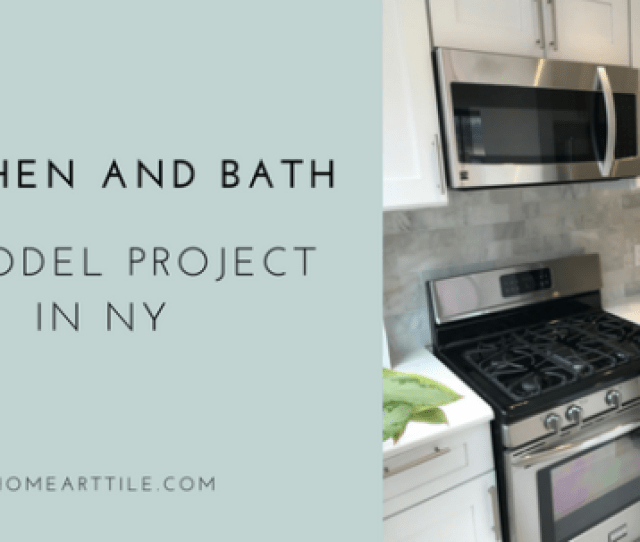 Kitchen And Bath Remodeling Project In Ny