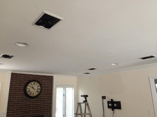 Installing Ceiling Speakers Is Easy Home Automation Guru