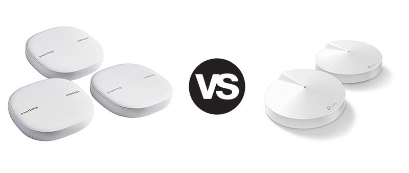 SmartThings wifi vs TP-Link Deco M9 Plus - Home automation tech