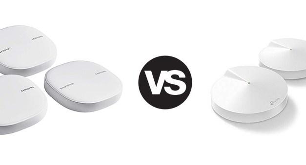 SmartThings wifi vs TP-Link Deco M9 Plus
