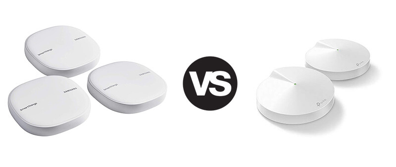 SmartThings wifi vs TP-Link Deco M9 Plus