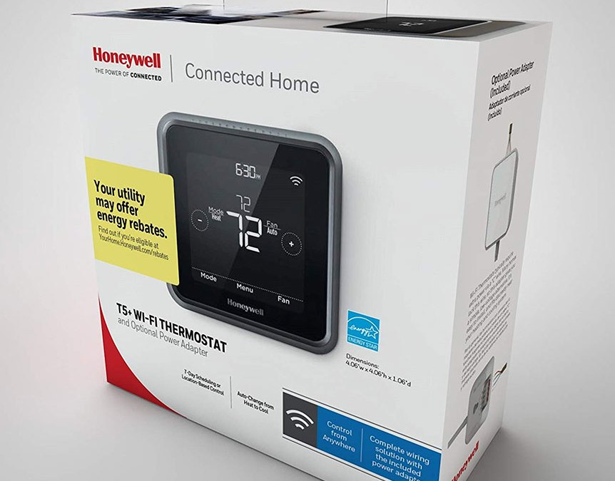 Honeywell Lyric T5 vs T5+