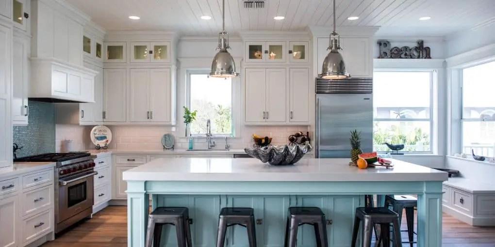 47 Beach Style Kitchen Designs And Ideas