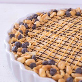 The best peanut butter chocolate pie you will ever eat!