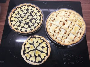Sample Pies