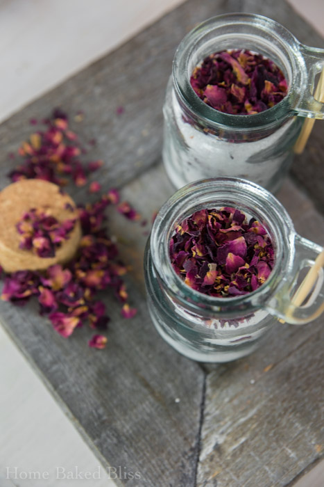 Rose Bath Salt image
