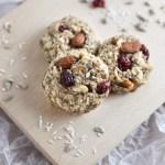 Breakfast Cookies {Vegan}