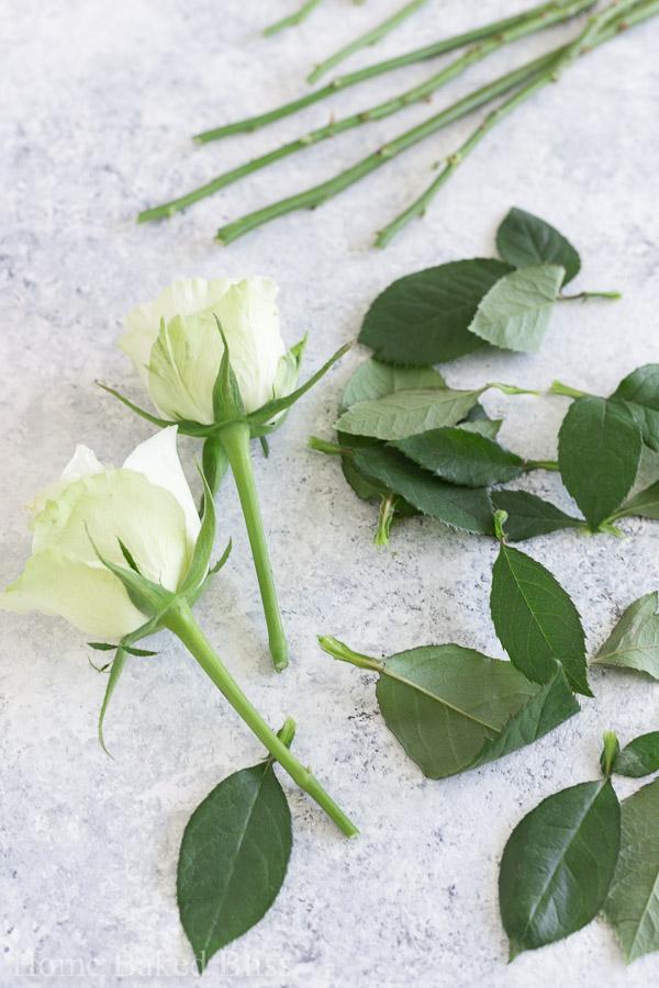 diy flower box, diy Instagram flower box, Instagram flower box, how to make a flower box, diy rose box, rose box
