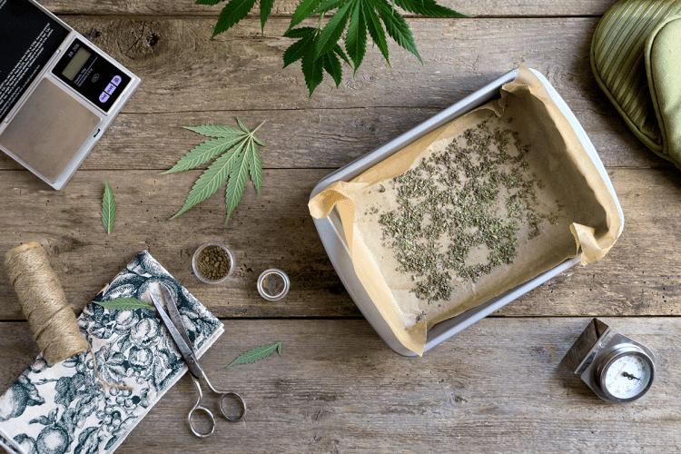 Ground Cannabis