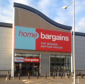 Home Bargains Hough Retail & Leisure Park, Stafford ...