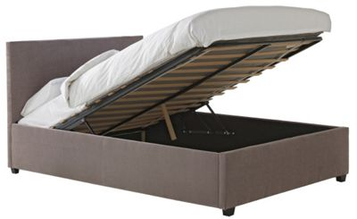 Hygena Marcell Double Bed Frame Only
