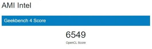 BMAX B2 Open CL Score
