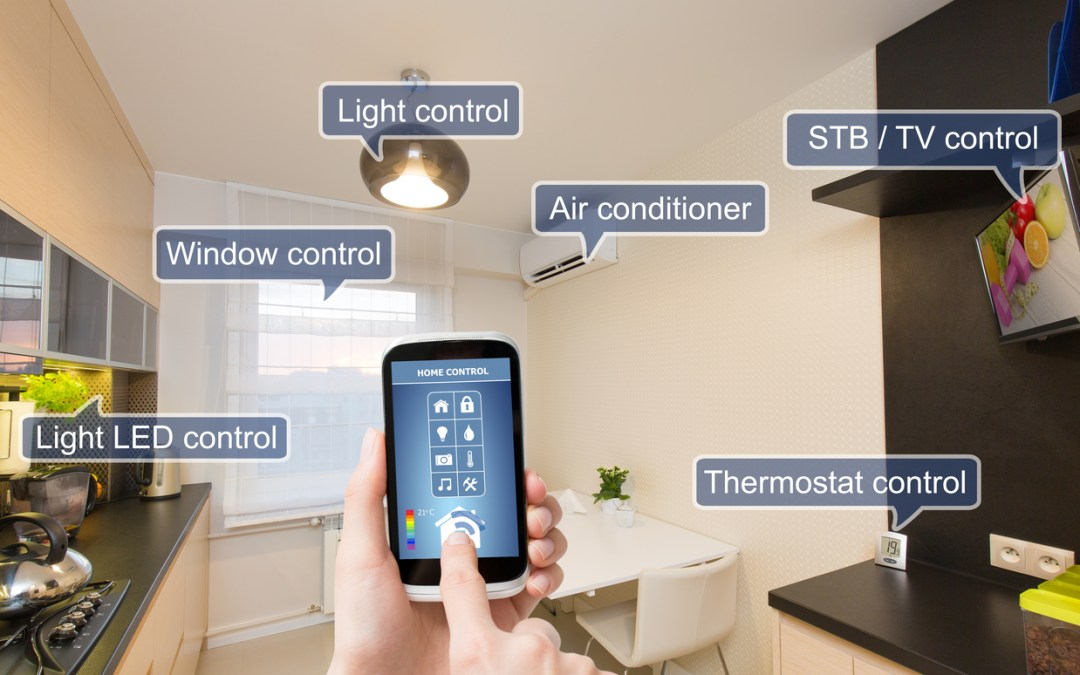 USING SMART HOME TECHNOLOGY TO AGE IN PLACE