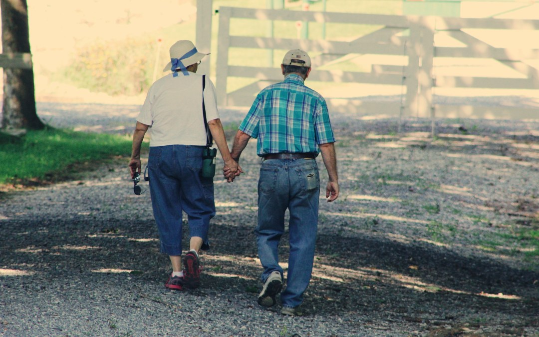 AGING GRACEFULLY WHEN YOUR OLDER LOVED ONE IS INCONTINENT