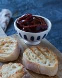 Szilvás ricotta szendvics