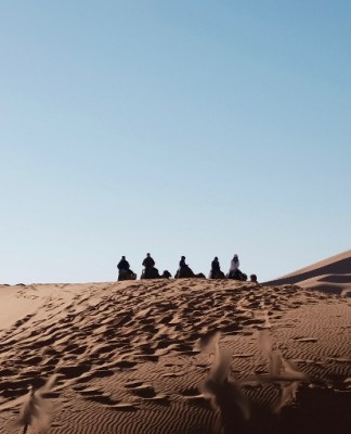 Five men in search of Jambali the Wealth-Giver