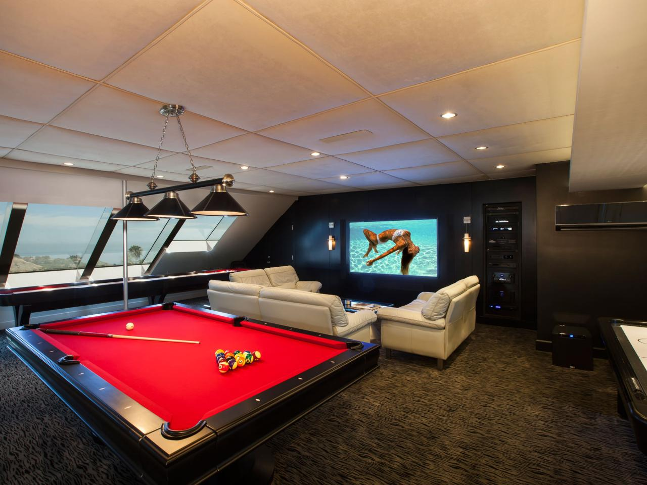 50 Best Man Cave Ideas and Designs for 2020 on Man Cave Patio Ideas  id=89399
