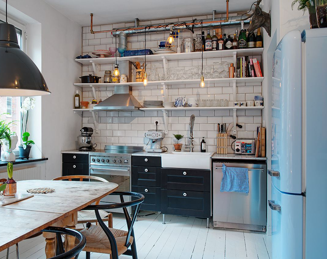 50 Best Small Kitchen Ideas and Designs for 2020 on Best Small Kitchens  id=55862