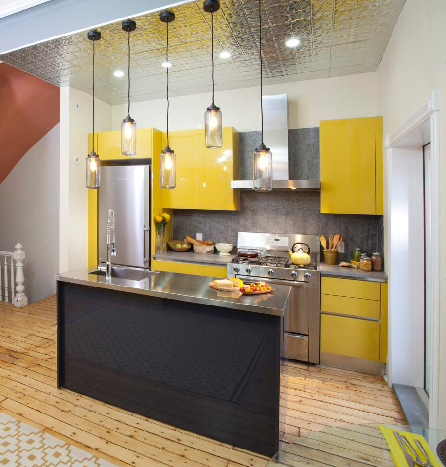 50 Best Small Kitchen Ideas and Designs for 2016 on Small Kitchen Ideas  id=93619