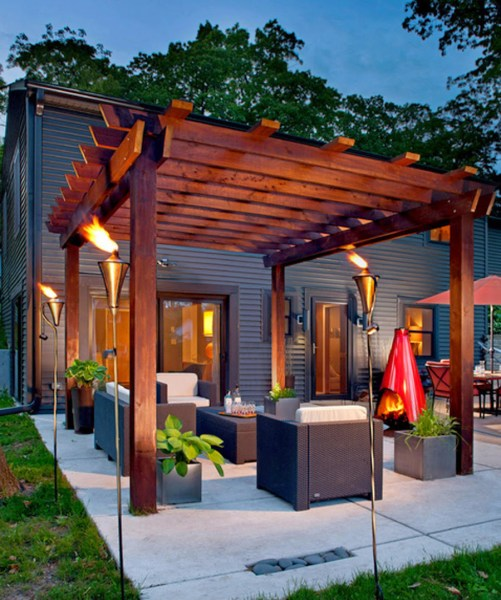 outdoor pergola gazebo patio ideas 50 Best Patio Ideas For Design Inspiration for 2019