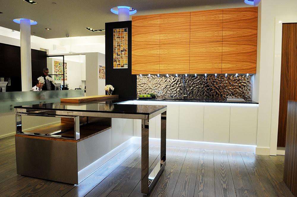 modern kitchen showrooms effeti kitchen cabinet showroom chelsea