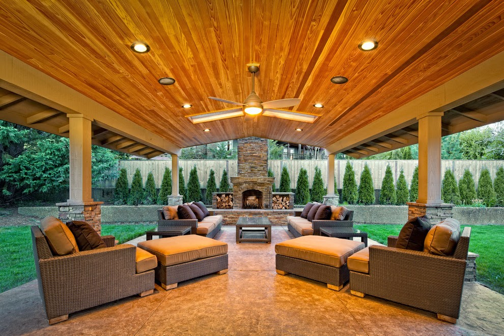 50 Best Patio Ideas For Design Inspiration for 2018 on Small Outdoor Covered Patio Ideas id=18350