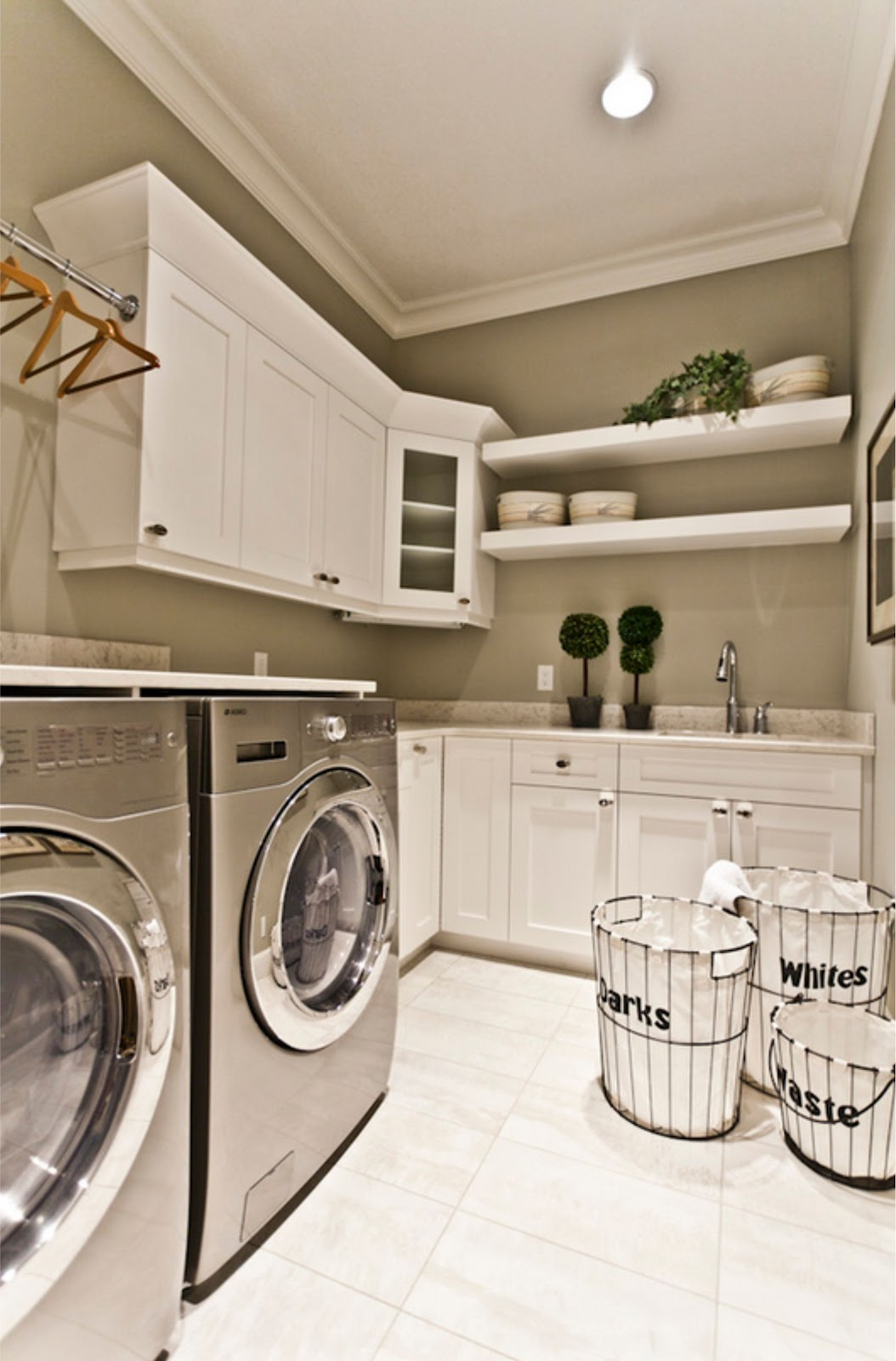 50 best laundry room design ideas for 2018 on best laundry room designs id=53621