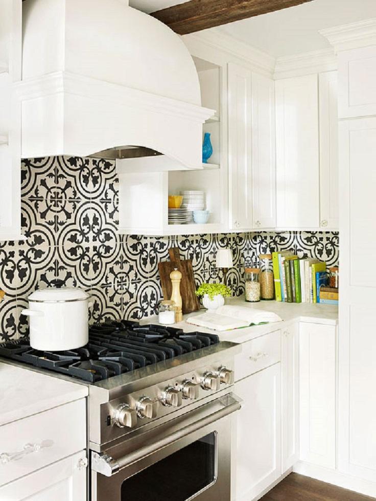 50 Best Kitchen Backsplash Ideas for 2020 on Black Countertop Backsplash Ideas  id=56648