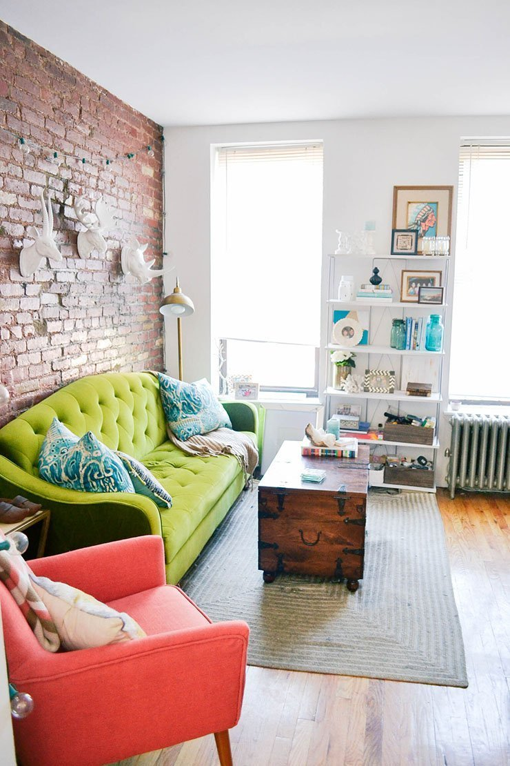 50 Best Small Living Room Design Ideas for 2020 on Small Living Room Decor  id=72378