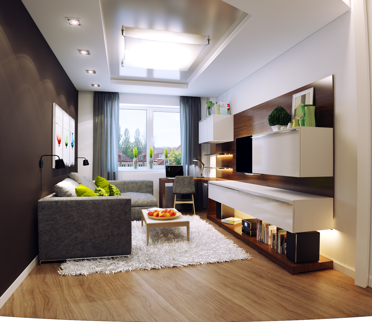 50 Best Small Living Room Design Ideas for 2020 on Small Living Room Decorating Ideas  id=62866