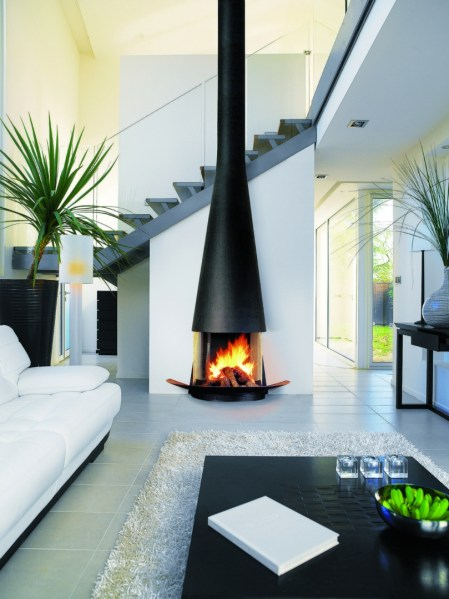 modern fireplace design ideas 50 Best Modern Fireplace Designs and Ideas for 2018