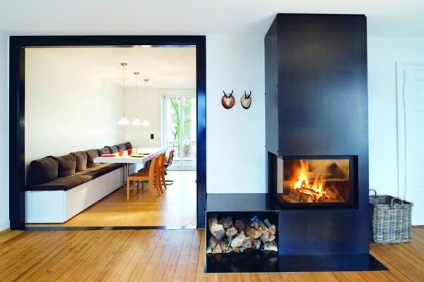 modern fireplace design ideas 50 Best Modern Fireplace Designs and Ideas for 2019