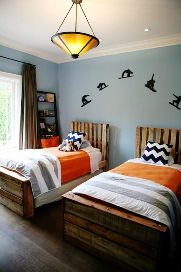 50 Best Creative Pallet Furniture Design Ideas for 2020 on Pallet Ideas For Bedroom  id=47566